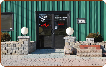 entrance to Gift Bricks®
