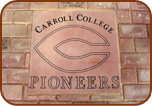 Logo Paver 24x24 In 4x8 Brick Walk