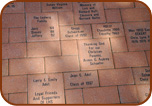 Mixed Sizes Engraved Bricks